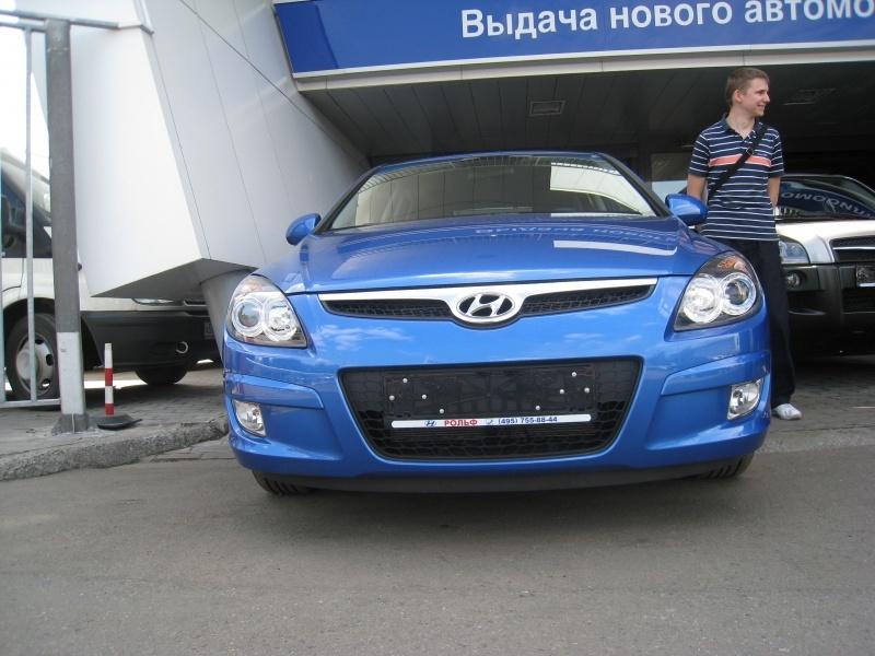 hyundai i30 какое топливо 2009