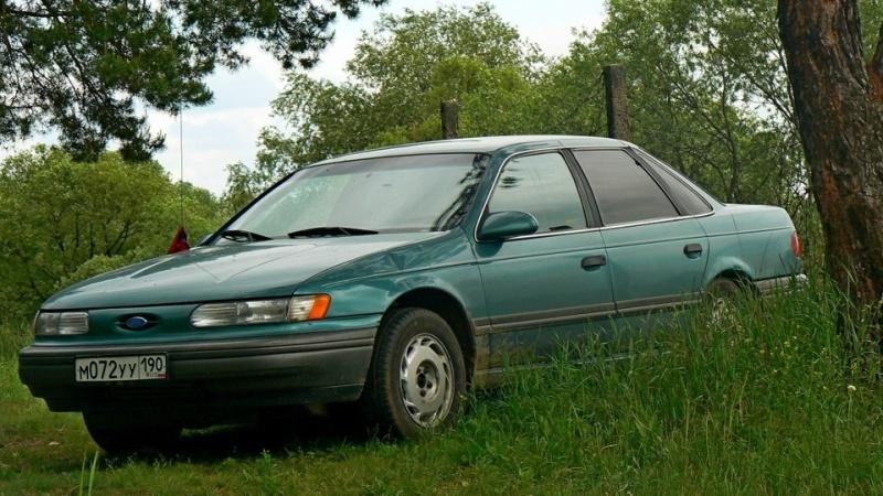 ford gt 1990 расход топлива