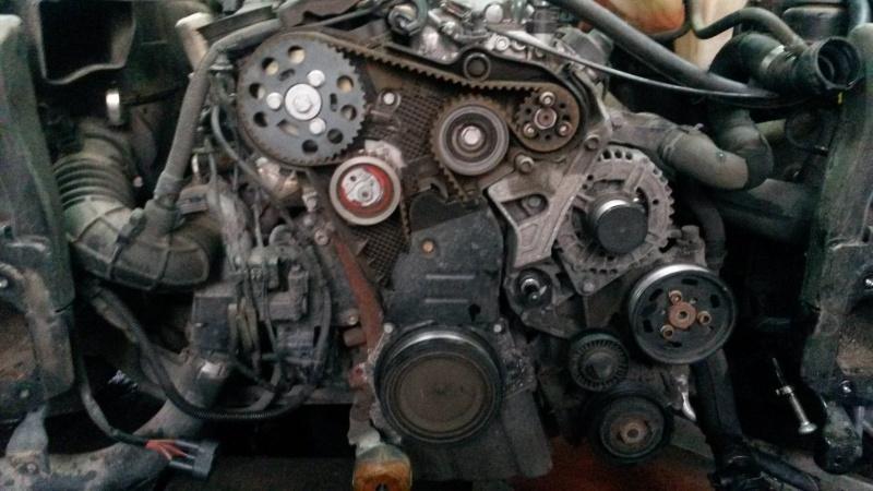 Замена ремня генератора ауди а6 с6 Замер компрессии рено