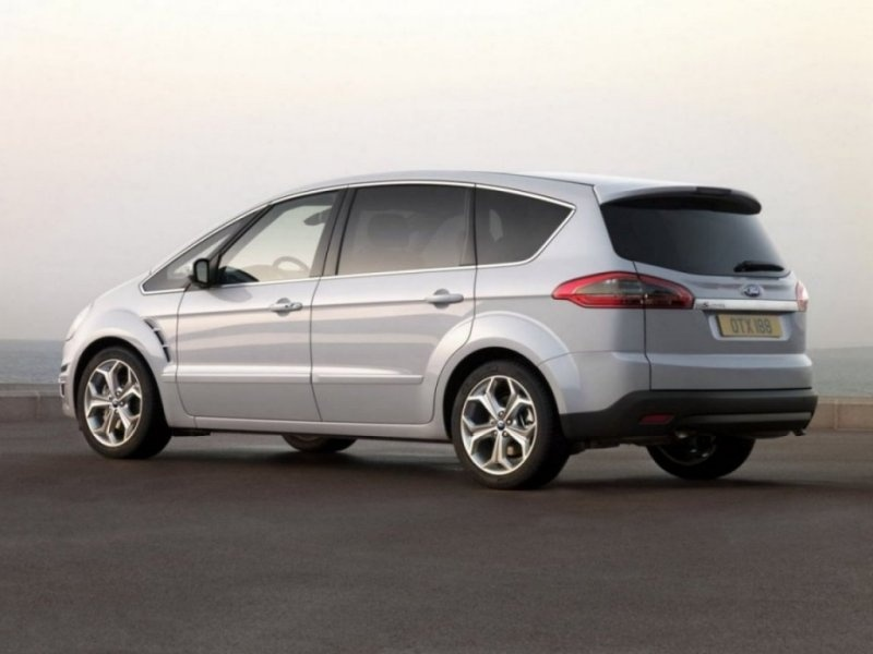 ford s-max расход топлива 2014