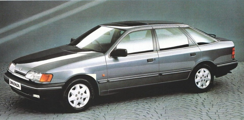 фото форд скорпио 1997